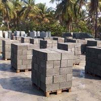 Solid Concrete Blocks