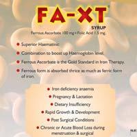 FA-XT Syrup