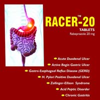 Racer-20 MG Tablets