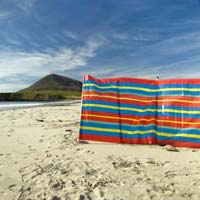 Beach Windbreaker