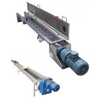 Screw Worm Conveyors