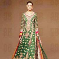 Designer Embroidered Dress
