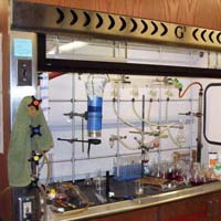 CORNSIL® Schlenk Line Setup