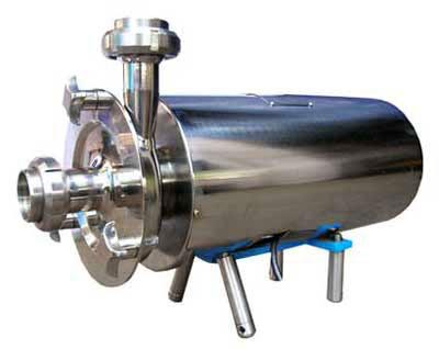 Centrifugal Pump With Legs