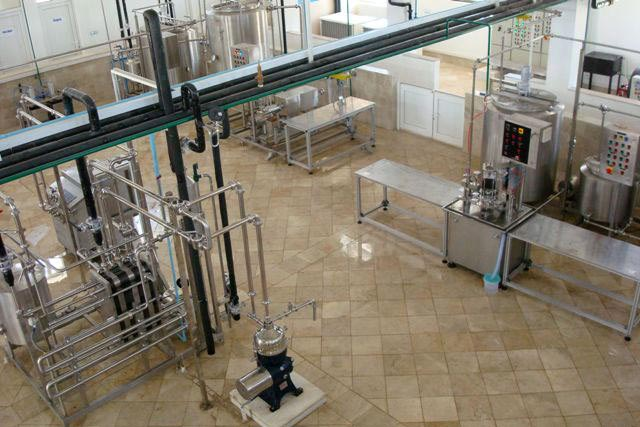 Liquid Milk Processing Plant 03