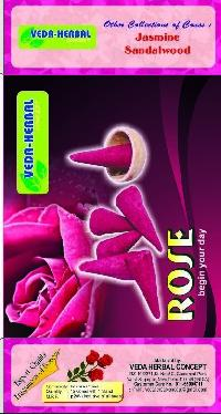Rose Fragrance Dhoop Batti