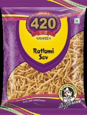 Agrawal 420 - Ratlami Sev