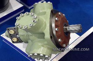 Hydraulic Motor 01