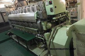 Marine Engine 03