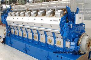 Marine Engine 04