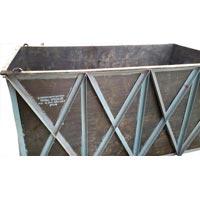 HDPE Rectangular Storage Tanks