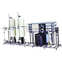 Reverse Osmosis Plant 09