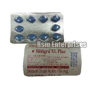 Sildigra XL Plus Tablets