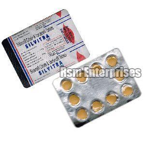 Silvitra Tablets