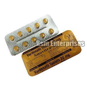 20 mg Vardenafil Tablets