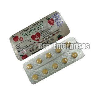 Vardenafil Soft Chewable Tablets