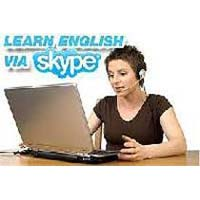 English speaking course on skype or Whatsapp