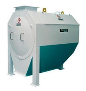Rotary Drum Screen Sieving Machine