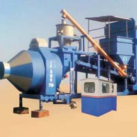 Inline Hopper Mobile Plant with Reversible Mixer (GEPL IF RMD - 750)