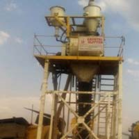 Static Inline Hopper Concrete Batching Plant with Twin Shaft Mixer (GEPL SIH - 30)