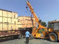 Loading Crane Rental 01
