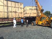Loading Crane Rental 02