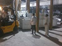 Machine Shifting Services 09
