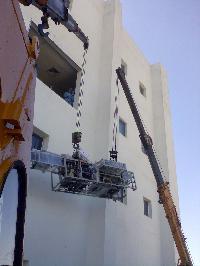 Shifting Crane Rental 06