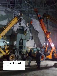 Shifting Crane Rental 13