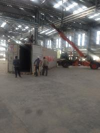 Unloading Crane Rental 02