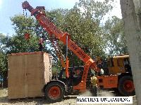 Unloading Crane Rental 05