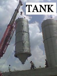 Unloading Crane Rental 13