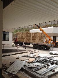 Unloading Crane Rental 14