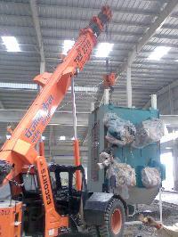 Unloading Crane Rental 17