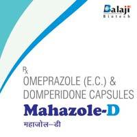 Mahazole-D