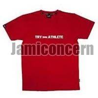 Mens Half Sleeves T-Shirts
