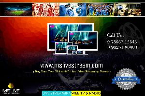 Live Webcast Services in Mumbai