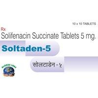 Soltaden-5 Tablets