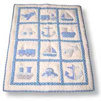 Handmade Baby Quilts