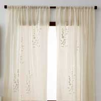 Handmade Sheer Curtains