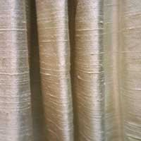Pure Raw Silk Curtains