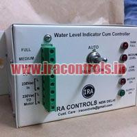 Water Level Indicator cum Controller