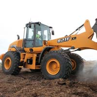 Jcb Earth Moving Machinery