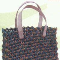 Sabai Grass Jali Bag