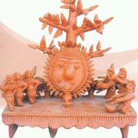 Terracotta Tree