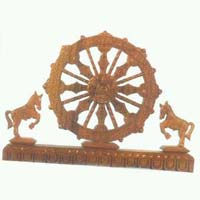 Wooden Konark Wheel