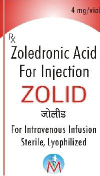 Zolid Injection