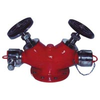 GM / SS Fire Hydrant  ( Double Outlet )