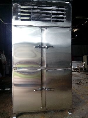 4 Door Hotel Refrigerator