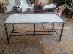 Hotel Kitchen Work Table 01